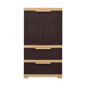 Nilkamal Freedom  Integra Storage Plastic Free Standing Cabinet