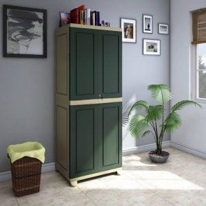 Nilkamal Freedom Big Storage Plastic Free Standing Cabinet
