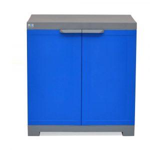 Nilkamal Freedom Shoerack Plastic Free Standing Cabinet