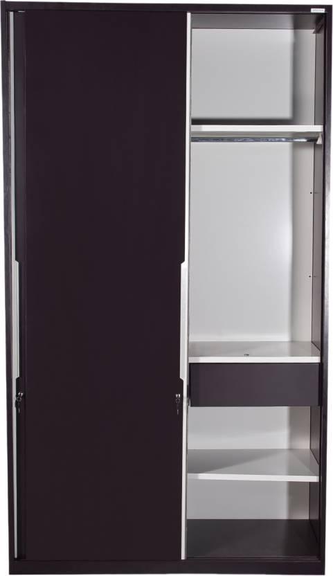 4cf2c244592 Godrej Interio Slide N Store Compact Plus Metal Almirah