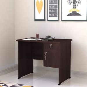 Alpha Engineered Wood Large Size Office Table