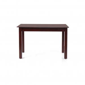 Atlantis Solid Wood 4 Seater Dining Table (Table Only)