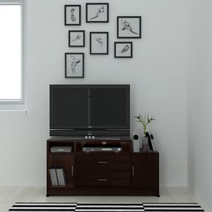 Claire Large Size LCD TV Stand