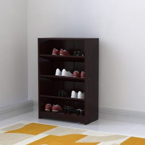 Clownfish Engineered Wood Shoe Rack