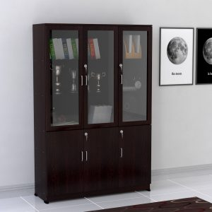 Fingal Engineered Wood Book Shelf