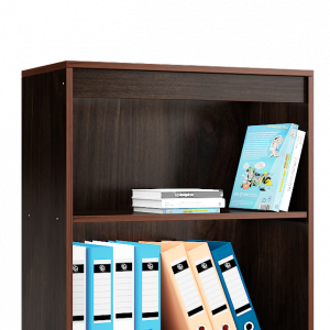 Aster Two Tier Storage Office Cabinet By Furniture Magik
