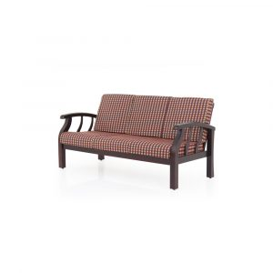 Azalea Solid Wood Three Seater Sofa By Furniture Magik