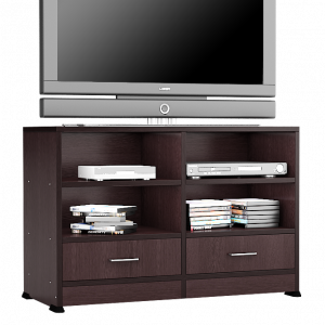 Clover Medium SIze LCD TV Stand By Furniture Magik