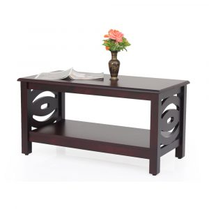 Emerald Solid Wood Coffee Table By Furniture Magik