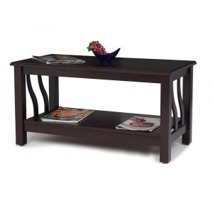 Garnet Solid Wood Coffee Table By Furniture Magik