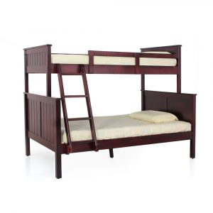 Hawa Single Size Solid Wood Bed By Furniture Magik