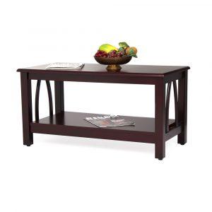 Jasper Solid Wood Coffee Table By Furniture Magik