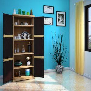 Nilkamal Freedom Mini Large (FML) Plastic Free Standing Cabinet