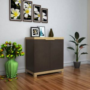 Nilkamal Freedom Mini Small (FMS) Plastic Free Standing Cabinet
