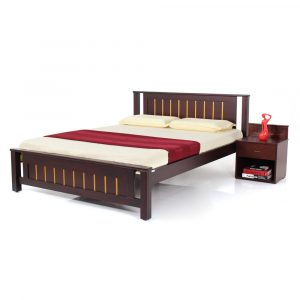 Spade Queen Size Solid Wood Bed By Furniture Magik