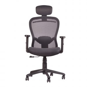 Symphony Mesh Fix Headrest Back ErgonomiCChair C014 by Furniture Magik