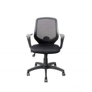 Symphony Mesh Fix Medium Back Chair C016 by Furniture Magik