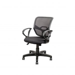 Symphony Mesh Fix Medium Back Chair C020 by Furniture Magik