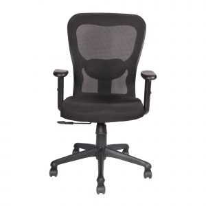 Symphony Mesh Fix Medium Back ErgonomiCChair C012 by Furniture Magik