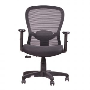 Symphony Mesh Fix Medium Back ErgonomiCChair C015 by Furniture Magik