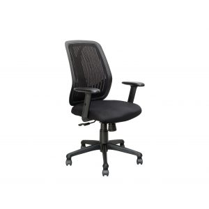 Symphony Mesh Fix Medium Back ErgonomiCChair C018 by Furniture Magik