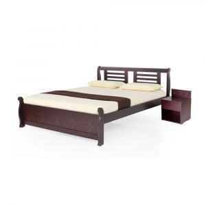 Victory Queen Size Solid Wood Bed By Furniture Magik