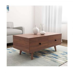 Woodness Engineered Wood Coffee Table