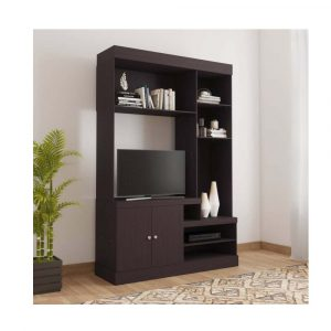 Woodness Snooze Engineered Wood TV Entertainment Unit