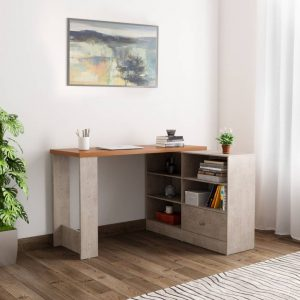 Chicago Engineered Wood Office Table