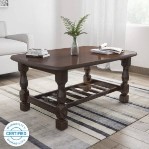 Midhul Solid Wood Coffee Table Furniture Chennai online