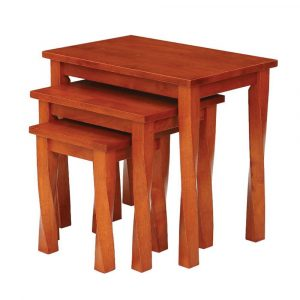 Buy Moree Solid Wood Nesting Table Online