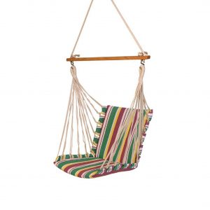 Haiti Cotton Soft Garden Outdoor Swing Chair (Finish - Garden)