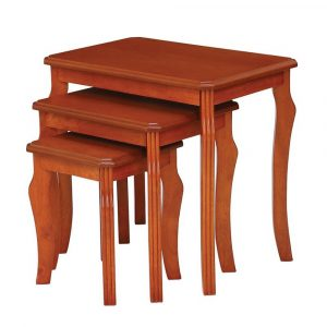 Buy Murwill Solid Wood Nesting Table Online