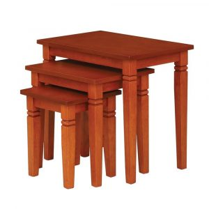 Buy Muswell Solid Wood Nesting Table Online