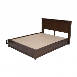 Buy Blenhe Solid Wood Bed Online