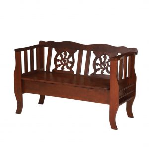 Buy Kempsey Solid Wood 2 Seater Online