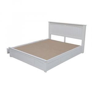 Buy Wanganui Solid Wood Bed Online