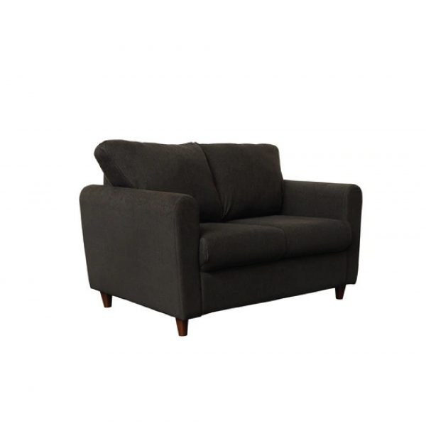 Buy Bologna Two Seater Sofa in Grey Colour Online