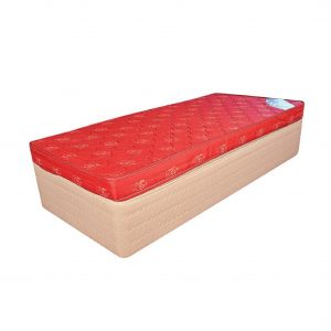Buy Centuary Mattresses Bubble 4 inch Single Coir Mattress Online