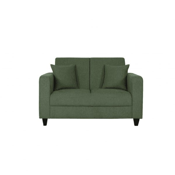 Buy Naples Two Seater Sofa in Sandy Brown Colour Online
