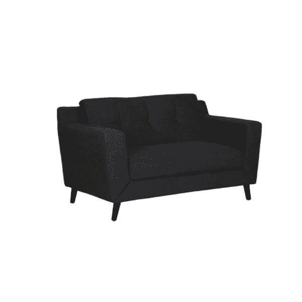Buy Nocera Two Seater Sofa in Grey Colour Online