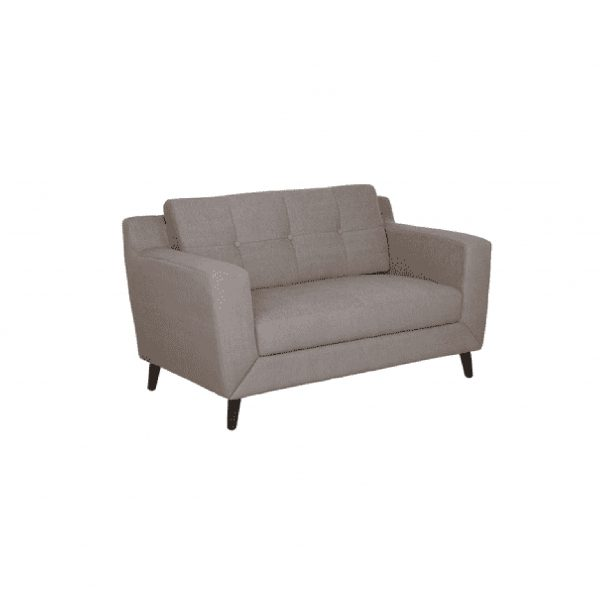Buy Nocera Two Seater Sofa in Sandy Brown Colour Online