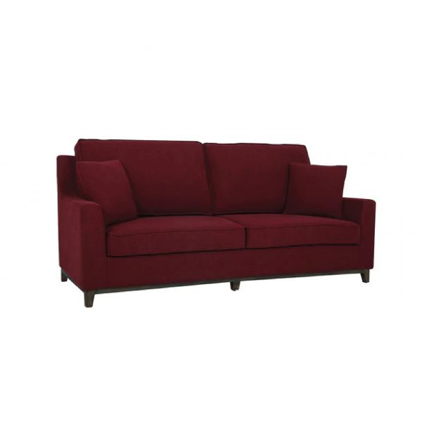 Buy Potenza Two Seater Fabric Sofa Online