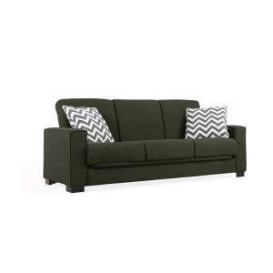 Buy Pescara Three Seater Fabric Sofa Online