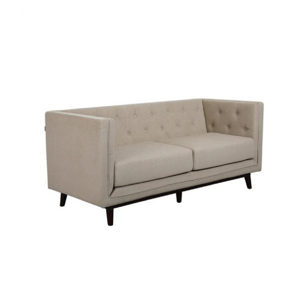 Buy Vasto Two Seater Fabric Sofa Online