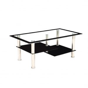 Bayonne Glass Coffee Table