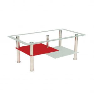 Bergerac Glass Coffee Table