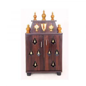 Aparaa Engineered Wood Temple Pooja Unit