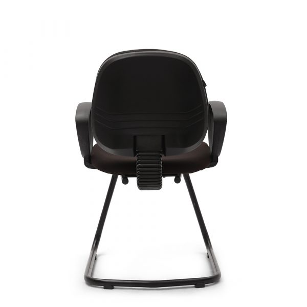 Beacons Black Visitor Chair