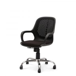 Chalfont Black Cup Chair